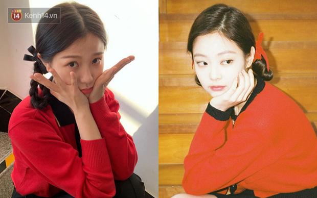 Liên tục cosplay Jennie, Ngu Thư Hân bị netizen nghi ngờ chỉ đang giả vờ cuồng Lisa để gây chú ý mà thôi - Ảnh 4.