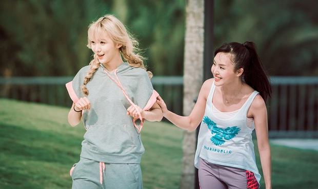 Hot girl Thái Lan từng song ca với Lynk Lee gây sốt khi bất ngờ tham gia Produce 101 bản Trung Quốc - Ảnh 9.