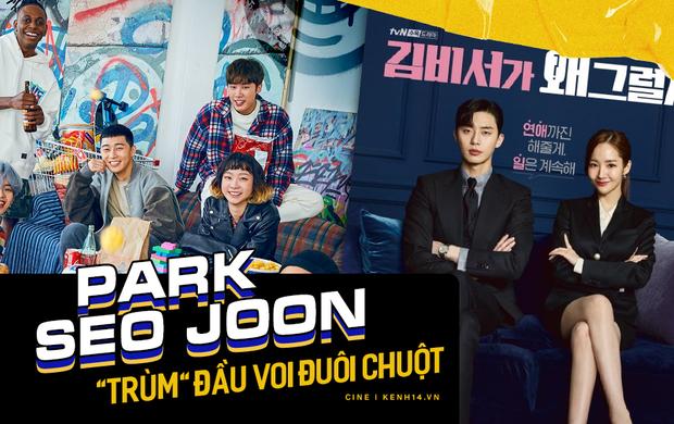 Thư Ký Kim lẫn Tầng Lớp Itaewon đều đầu voi đuôi chuột, Park Seo Joon tài năng nhưng vẫn thiếu 2% may mắn? - Ảnh 1.