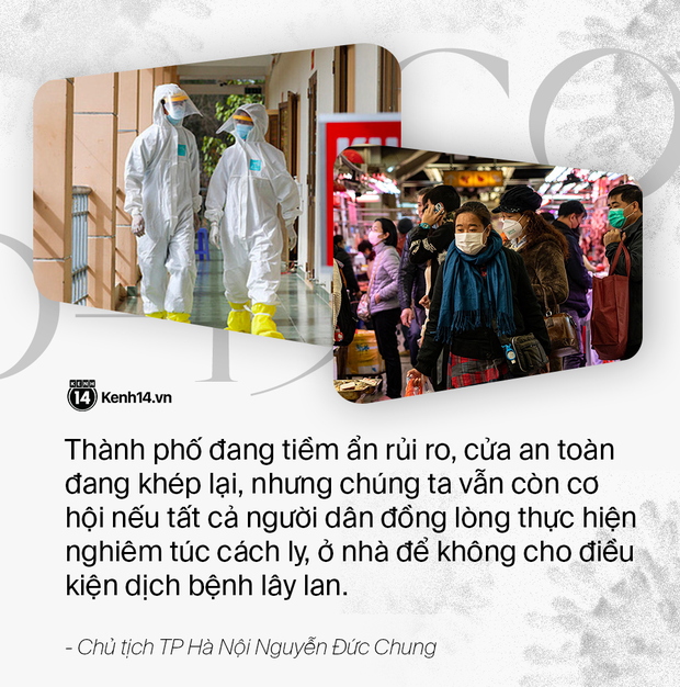 """Chủ tịch HN: """"Cửa an toàn đang khép lại, nhưng vẫn còn cơ hội nếu người dân đồng lòng thực hiện nghiêm túc cách ly, ở nhà để không cho điều kiện dịch bệnh lây lan"""" - Ảnh 4."""