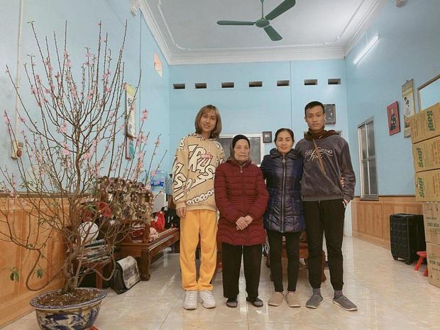 Ở nhà cũng không quên nhắn gửi yêu thương giữa mùa dịch Covid-19: Quốc Trường, Cao Thái Hà trấn an gia đình lạc quan, mẹ Puka nói 1 câu khiến ai cũng cảm động! - Ảnh 5.
