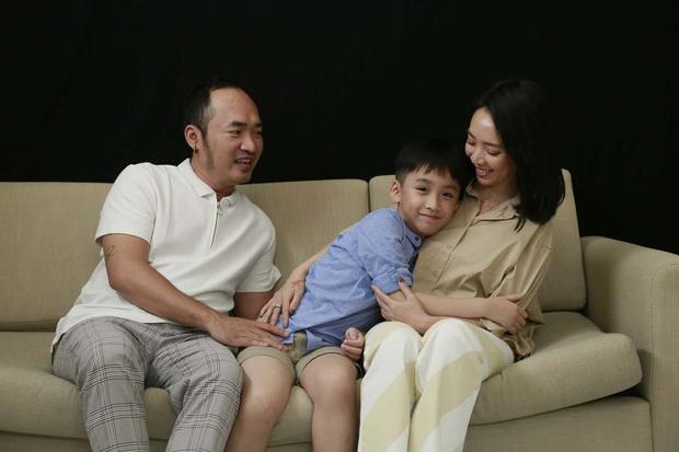 Biểu cảm đáng yêu của bé Đậu nhà Ba Duy - Nam Thương khi bị bắt quả tang trên show thực tế - Ảnh 4.