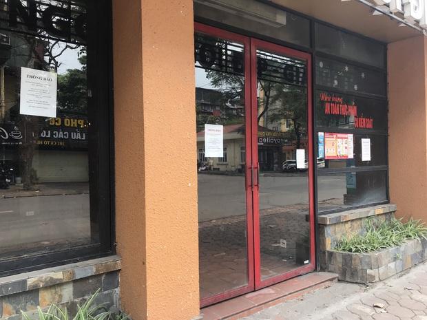 """Chủ cửa hàng thực hiện lệnh đóng cửa quán để chống dịch COVID-19: """"Sức khoẻ là vốn quý nhất, mong Hà Nội sớm bình yên trở lại!"""" - Ảnh 6."""