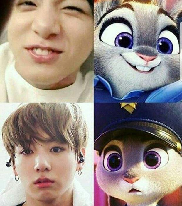 Phát hiện bầy thỏ trà trộn giữa dàn idol Kpop: Cute, sexy đủ cả với 2 điểm chung đặc biệt, nhưng ai mới là thỏ chúa? - Ảnh 5.