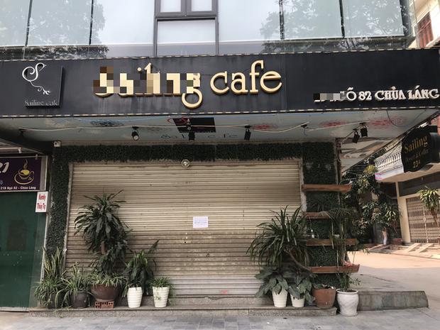 Hà Nội: Hàng loạt quán cafe, quán nhậu vẫn tấp nập mở cửa đón khách bất chấp lệnh đóng cửa để phòng chống COVID-19 - Ảnh 18.