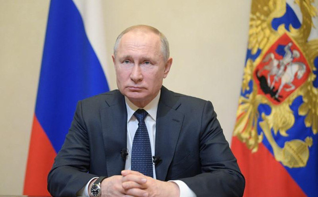 Thông điệp khẩn về dịch COVID-19 của TT Putin gửi tới toàn dân Nga: Đừng nghĩ virus sẽ chừa mình ra - Ảnh 1.