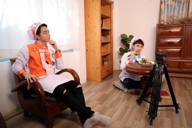 Tự cách ly vì Cô Vy, Duy Khánh vẫn được chồng yêu Cris Phan tiếp tế thức ăn tận cửa - Ảnh 6.
