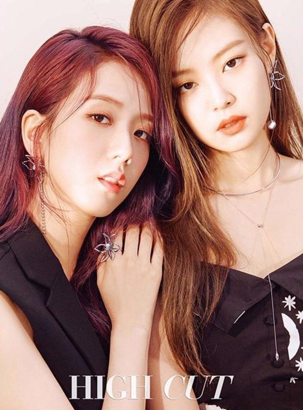 Tổ hợp ghép mặt gây sốt MXH: 2 nữ thần Jisoo - Irene kết hợp lại không bằng Jennie - Irene, nhưng ảnh cuối mới bất ngờ - Ảnh 10.