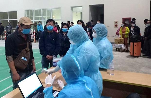 Bệnh nhân Covid-19 số 146 đang cách ly tại Hà Tĩnh từng tiếp xúc ca bệnh 122 - Ảnh 2.