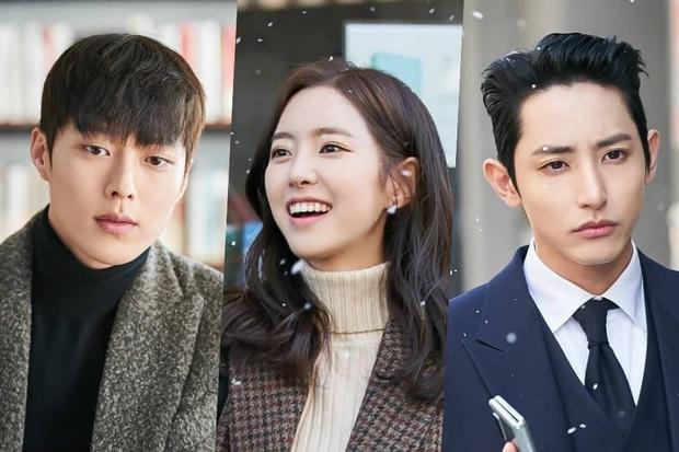 Born Again lên sàn tưởng hot vì chuyện đầu thai, ai dè nhan sắc Jang Ki Yong và Lee Soo Hyuk mới là thứ nóng nhất bà con ơi! - Ảnh 1.