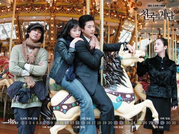 Ngó lại 5 drama kinh điển Hàn hay nức nở: Từ thế tử Joo Ji Hoon thời chưa săn zombie tới Kim Tae Hee hóa chị đại phản diện - Ảnh 9.