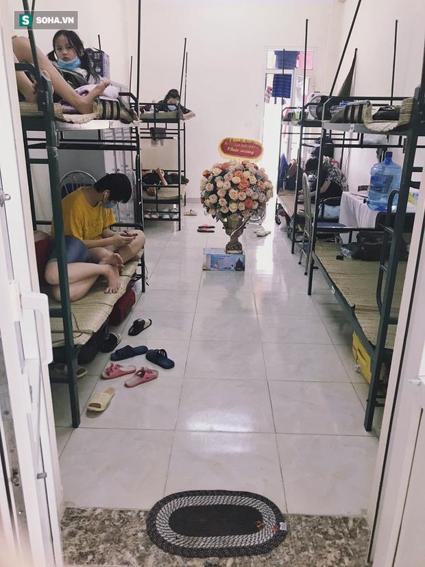 Đang ở phòng cách ly tập trung, nữ du học sinh được gọi ra ngoài và diễn biến bất ngờ sau đó - Ảnh 3.