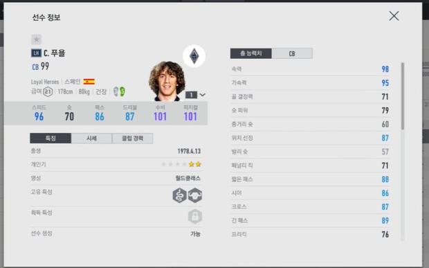 FIFA Online 4: Tin cực vui cho game thủ FO4 Việt Nam, sắp có mùa thẻ mới Loyal Heroes giúp con nhà nghèo vẫn có thể sở hữu Drogba, Zidane... với giá rẻ! - Ảnh 8.