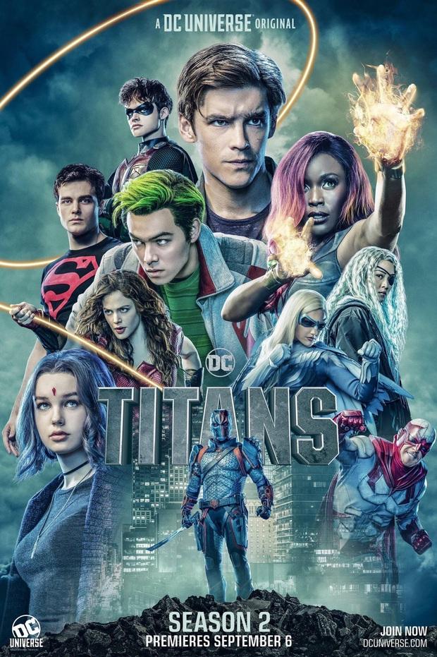 Tôi ở nhà bận cày 10 series siêu anh hùng có sẵn trên Netflix , đảm bảo xem xong một rổ kiến thức thiên văn địa lí không sót miếng nào! - Ảnh 1.