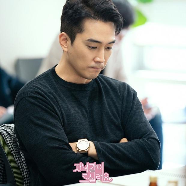 Gặp tình địch ở buổi đọc kịch bản, chị đẹp Triều Tiên Seo Dan tưởng thắng thế ai dè lại bị dìm thê thảm vì tóc mái thế này - Ảnh 2.