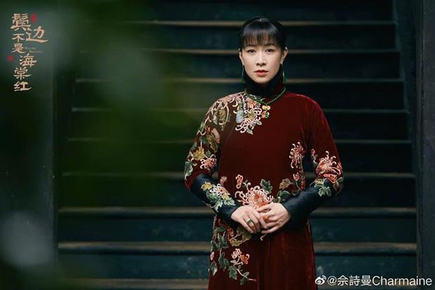 Phận là nữ phụ đam mỹ nhưng thần thái Xa Thi Mạn ở Bên Tóc Mai Không Phải Hải Đường Hồng ăn đứt Nhàn Phi năm nào - Ảnh 4.