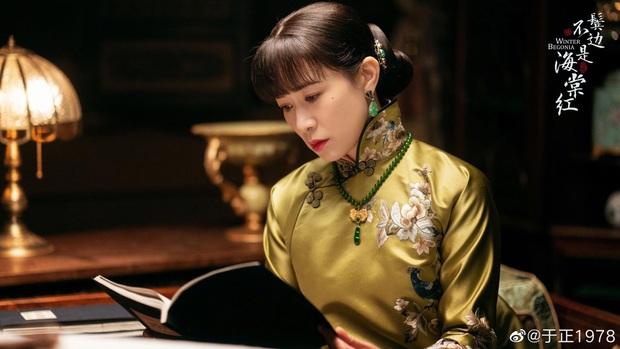 Phận là nữ phụ đam mỹ nhưng thần thái Xa Thi Mạn ở Bên Tóc Mai Không Phải Hải Đường Hồng ăn đứt Nhàn Phi năm nào - Ảnh 10.