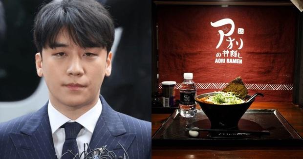 """Chuỗi nhà hàng mì Aori Ramen toàn cầu thông báo phá sản sau 1 năm """"cố trụ"""" từ vụ bê bối của Seungri - Ảnh 2."""