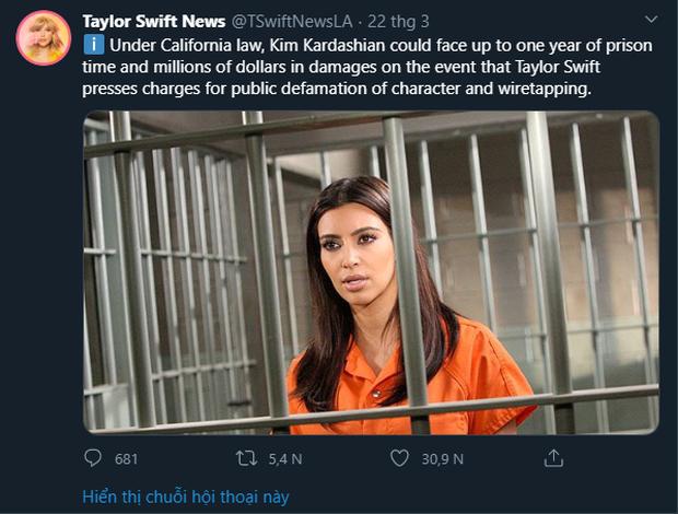 Thì thầm Hollywood: Kim có thể ăn quả đắng vì đặt bẫy Taylor, Justin Bieber ly hôn và sự thật sau loạt ồn ào gây sốc - Ảnh 4.