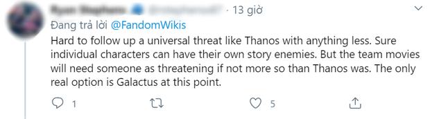 Fan Marvel trổ tài dự đoán phản diện thế chỗ Thanos, có người lại mong Avengers quay ra choảng nhau, chơi gì kì vậy? - Ảnh 2.