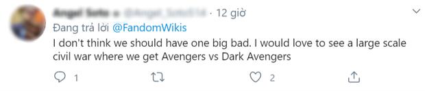 Fan Marvel trổ tài dự đoán phản diện thế chỗ Thanos, có người lại mong Avengers quay ra choảng nhau, chơi gì kì vậy? - Ảnh 11.