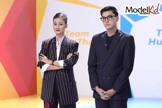 Xinh đẹp, có tâm và công bằng, Mâu Thủy lột xác ấn tượng khi làm cô giáo tại Model Kid Vietnam - Ảnh 7.