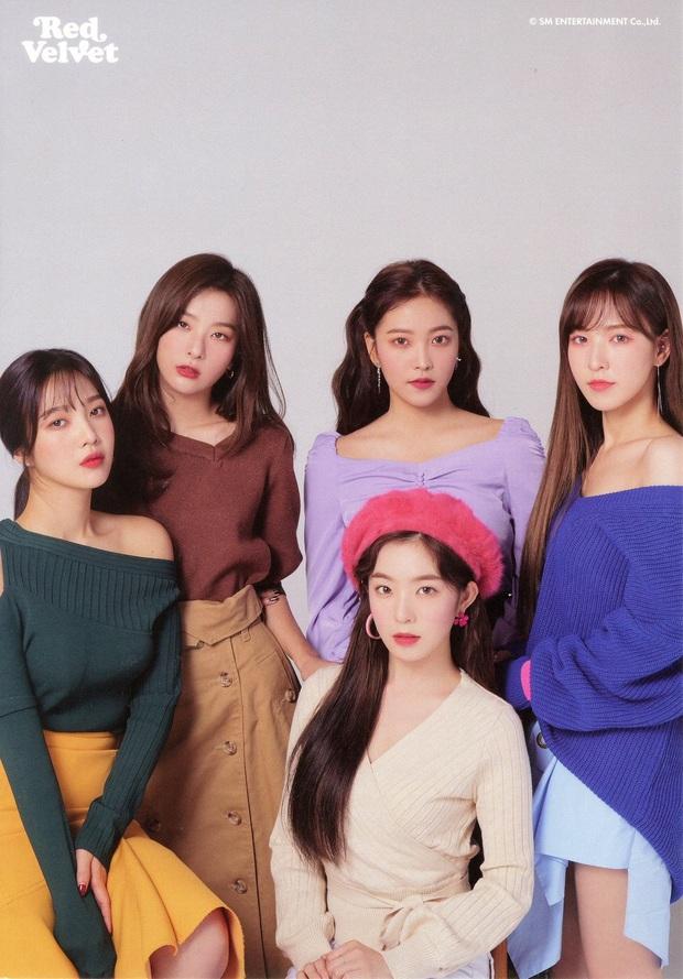 Lúc mới debut tóc tai màu mè là thế, Red Velvet giờ chỉ chuộng màu tóc trầm nền nã, đơn giản mà sang hơn gấp bội - Ảnh 8.