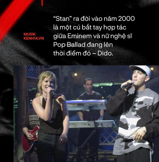 20 năm ra đời Stan - Từ ca khúc nhạc rap kinh điển của Eminem, cho đến sự tiên đoán về nền văn hóa Superfan - Ảnh 2.