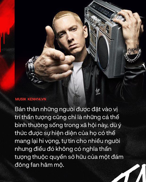 20 năm ra đời Stan - Từ ca khúc nhạc rap kinh điển của Eminem, cho đến sự tiên đoán về nền văn hóa Superfan - Ảnh 8.