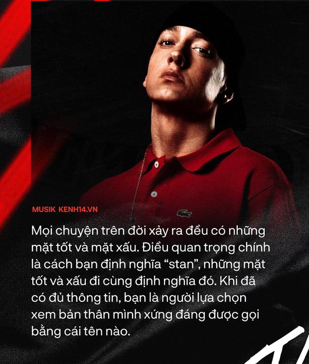 20 năm ra đời Stan - Từ ca khúc nhạc rap kinh điển của Eminem, cho đến sự tiên đoán về nền văn hóa Superfan - Ảnh 9.