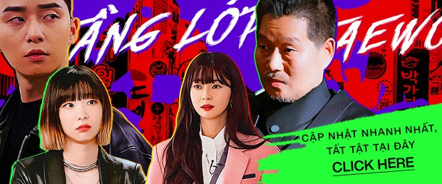 Ngẫm lại từ đoạn kết của Tầng Lớp Itaewon: Hoá ra Park Sae Ro Yi chẳng còn xứng đáng với ai, dù là bố, tình đầu hay điên nữ! - Ảnh 12.