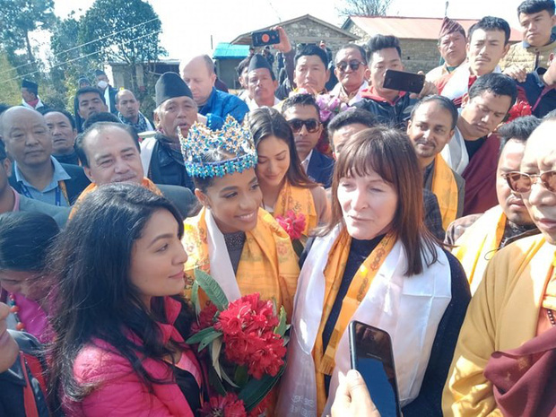 Miss World chính thức hé lộ sự thật về thông tin Chủ tịch dương tính với Covid-19, khiến loạt Hoa hậu phải cách ly - Ảnh 4.