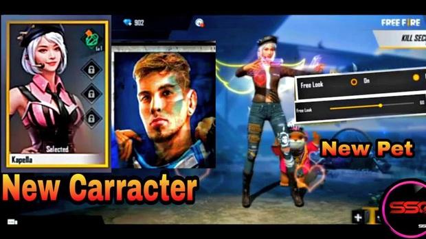 Tổng hợp những điểm đặc sắc nhất của bản cập nhật OB21 của Free Fire: Đồ họa được nâng cấp xịn sò, súng mới, nhân vật mới và rất nhiều thứ mới! - Ảnh 5.