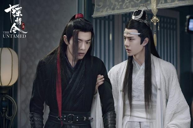 5 phim đam mỹ Hoa ngữ cày lai rai xuyên ngày nghỉ dài, bỏ qua sao được chuyện tình day dứt của Huỳnh Hiểu Minh - Ảnh 7.