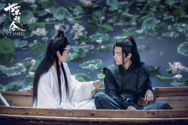 5 phim đam mỹ Hoa ngữ cày lai rai xuyên ngày nghỉ dài, bỏ qua sao được chuyện tình day dứt của Huỳnh Hiểu Minh - Ảnh 9.