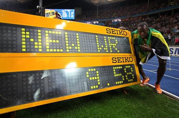 Britney Spears cuối cùng đã chịu tiết lộ sự thật việc tự nhận phá kỷ lục chạy 100m của Usain Bolt: Kết quả không nằm ngoài dự đoán của phần đông - Ảnh 2.