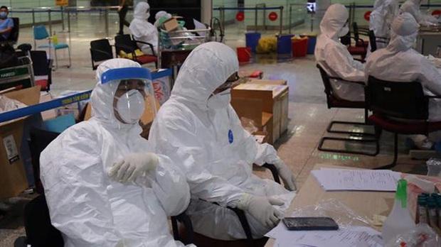 Việt Nam ghi nhận 179 ca nhiễm Covid-19: Thêm 4 nhân viên công ty Trường Sinh, chuyên cung cấp dịch vụ cho BV Bạch Mai - Ảnh 1.