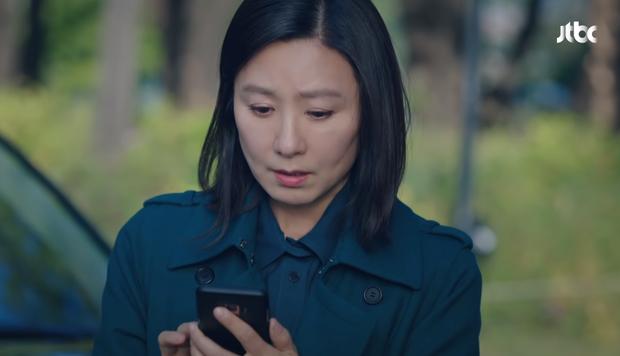 Phim kế sóng Tầng Lớp Itaewon khai màn cảnh nóng cực bạo, Kim Hee Ae bắt bài chồng cặp bồ gắt hơn cả Jang Nara trong Vị Khách VIP? - Ảnh 8.
