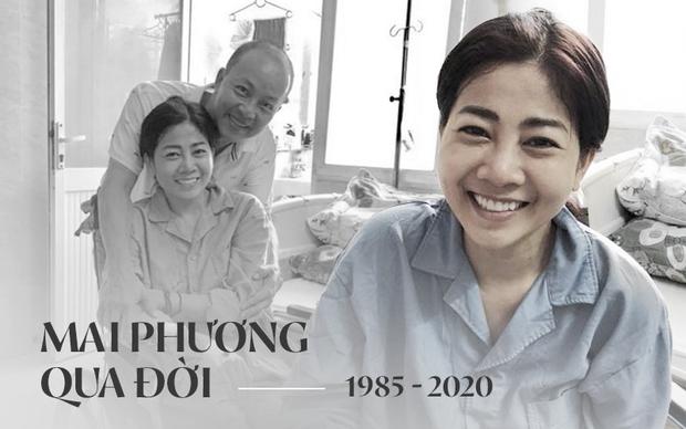 Xúc động với sân khấu quay hình cuối cùng của Mai Phương trước khi qua đời, là món quà Tết cố nghệ sĩ dành tặng cho khán giả - Ảnh 1.