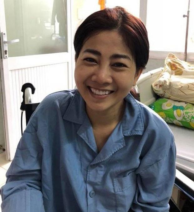 Cố nghệ sĩ Mai Phương và những khoảnh khắc khó quên để lại: Dù bệnh tật hay khó khăn, nụ cười vẫn chưa bao giờ tắt! - Ảnh 12.
