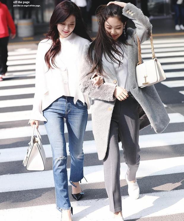 Dàn mỹ nhân Kpop khi diện quần jeans áo trắng: Thước đo nhan sắc chuẩn là đây, một mỹ nhân nhờ vậy mà bỗng nổi sau 1 đêm - Ảnh 3.