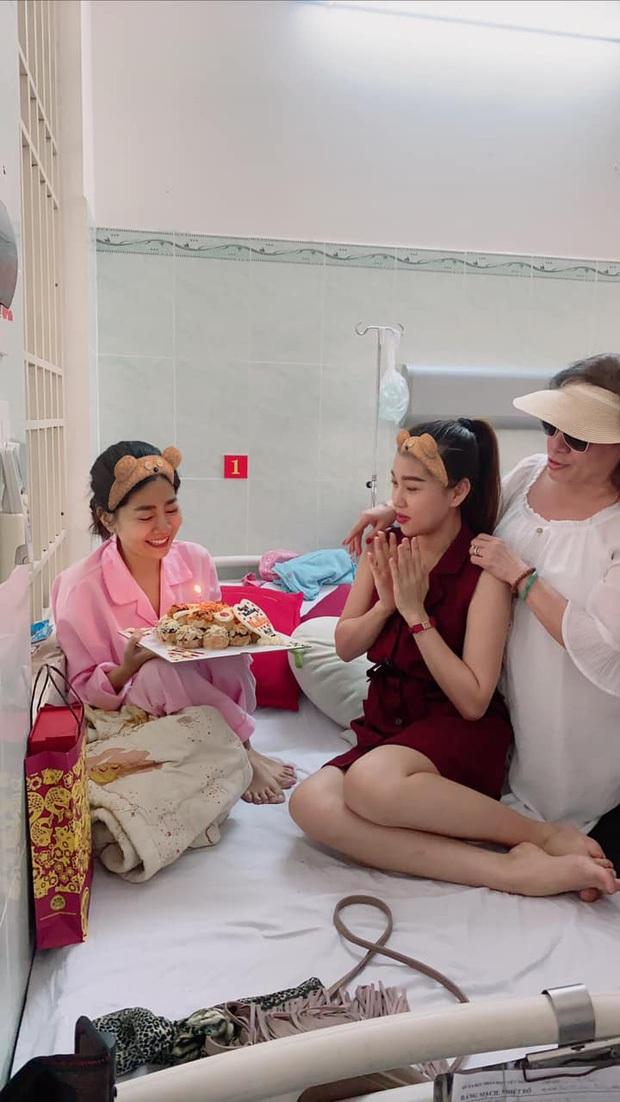Bạn thân chia sẻ hình ảnh đầu tiên của Mai Phương trong bệnh viện, gây xót xa khi tiết lộ tình hình sức khoẻ hiện tại - Ảnh 4.