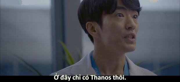 Chết cười với cameo bất đắc dĩ ở Hospital Playlist: Từ sư phụ Kim ở Người Thầy Y Đức tới bác sĩ bị ví như Thanos, ai chơi lại? - Ảnh 10.