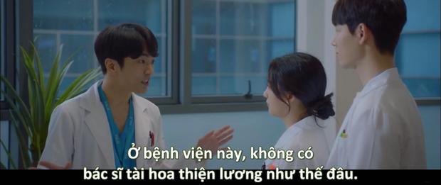 Chết cười với cameo bất đắc dĩ ở Hospital Playlist: Từ sư phụ Kim ở Người Thầy Y Đức tới bác sĩ bị ví như Thanos, ai chơi lại? - Ảnh 9.