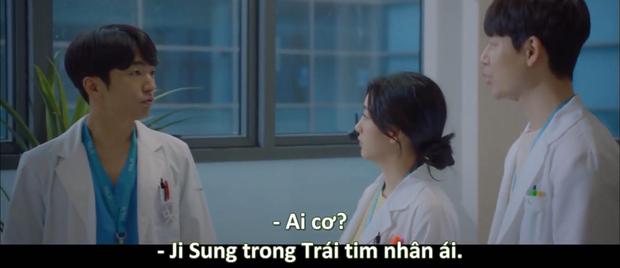 Chết cười với cameo bất đắc dĩ ở Hospital Playlist: Từ sư phụ Kim ở Người Thầy Y Đức tới bác sĩ bị ví như Thanos, ai chơi lại? - Ảnh 4.