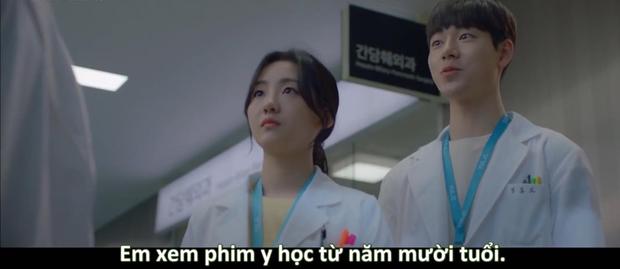Chết cười với cameo bất đắc dĩ ở Hospital Playlist: Từ sư phụ Kim ở Người Thầy Y Đức tới bác sĩ bị ví như Thanos, ai chơi lại? - Ảnh 6.