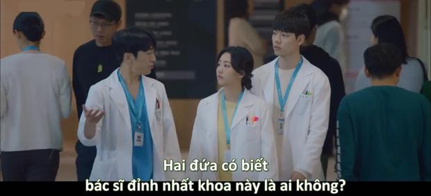 Chết cười với cameo bất đắc dĩ ở Hospital Playlist: Từ sư phụ Kim ở Người Thầy Y Đức tới bác sĩ bị ví như Thanos, ai chơi lại? - Ảnh 1.