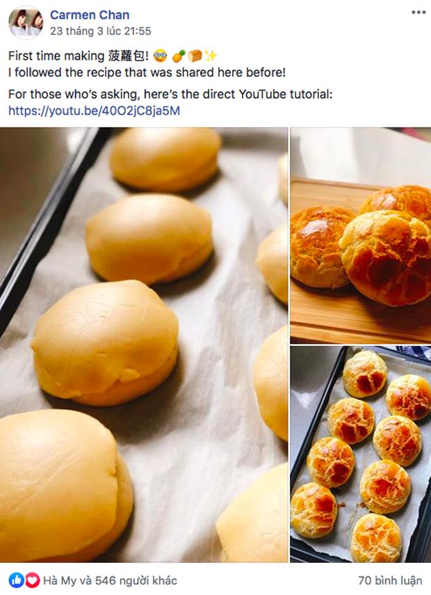 """Ở nhà mùa dịch trở thành dịp để dân mạng thế giới trổ tài bếp núc """"thần sầu"""": Loạt tác phẩm mỹ mãn về cả phần ăn lẫn phần nhìn ra đời! - Ảnh 9."""