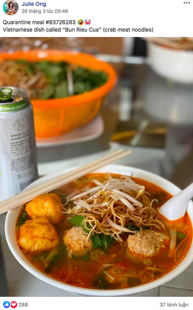 Góc phát hiện: Hoá ra đồ ăn Việt Nam rất được ưa chuộng trong bữa ăn cách ly tại nhà của nhiều cư dân mạng trên thế giới - Ảnh 3.