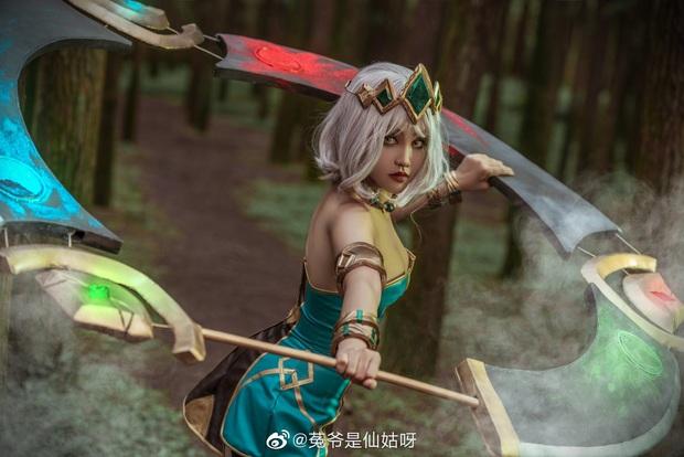 Ngất ngây với những bộ ảnh cosplay Qiyana Nữ hoàng nguyên tố chuẩn đến từng centimet! - Ảnh 2.